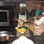 Cooking Class wity the Chef of Villa Le Barone