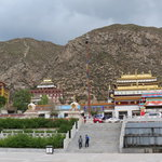 Tian Tong- 'Heaven City'. north on hwy. 302 from Langshidang entrance of Beishan