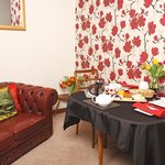 Brookford B&B Lounge/Dining Roon