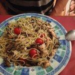 Espaguettis Estilo Can Bassetes