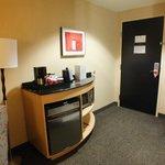 Eingangsbereich in die Suite