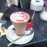 cafe con diseño y estilo