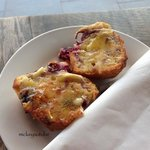 Toasted Berry Muffin