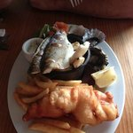 Seafood - Delicious!