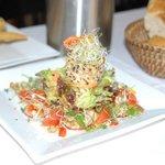 Goat Cheese Sesame Salad
