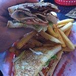 Foto de The Fried Turkey Sandwich Shop