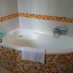 Chambre 209 salle de bain