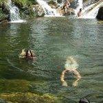 Poço da cachoeira da Lavrinha