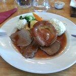 Topside of Welsh Beef