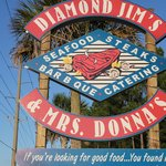 Diamond Jim's and Mrs. Donna's on Canal Street