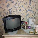 flat screen tv?