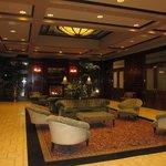 Classy lobby