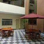 areas del hotel