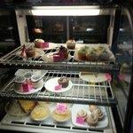 Desserts vary
