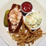 luncheon lobster roll
