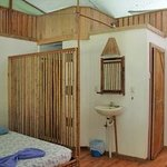 double room w/ private bathroom