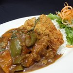 Curry Cicken Japanese style