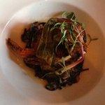 Thai Basil Seared Shrimp