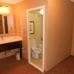 Banheiro quarto 305