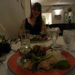 Dinning at Patagonia Restaurant