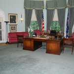 PRESIDENT TRUMAN'S OVAL OFFICE