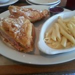 "The Monty ""Python"" Cristo. One of the best Monte Cristo I've ever had."