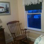 Ocean House Room 11 Corner Window