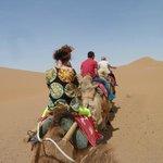 Camel Riding, Shapotou, Zhongwei, Ningxia
