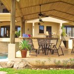 Villa Buena Onda - Pool area