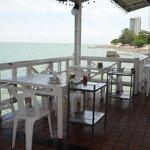 สถานที่ทานอาหารเช้า ปะการัง
