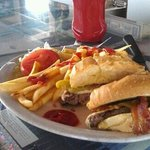 Foto van Red Planet Diner