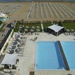plage et piscine