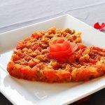 Salade Morocaine - Riad Bambo Dinner