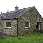 Larch Cottage front
