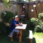 Mini Garden at MPH