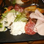 Roestis / charcuterie