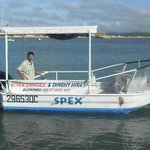 Cooktown Glass Bottom Boat and Dinghy Hire