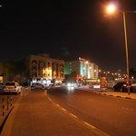 Ramada at Night