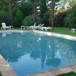 la piscine trop jolie