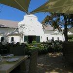 Patio Catharina's Restaurant