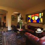 Rotonde Suite Living-room