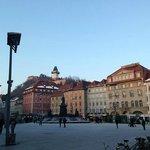 Hauptplatz of Graz