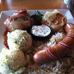 Hearty Polish Platter