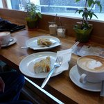 coffee + cake :)))))