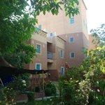 La Kasbah, le jardin et la tente berbère