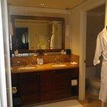 great big bathroom