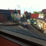 view from velux