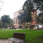 Un parque hermoso