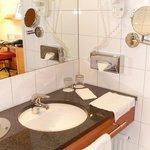 Waschbeckenbereich
