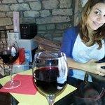 Vino rosso di Montefalco